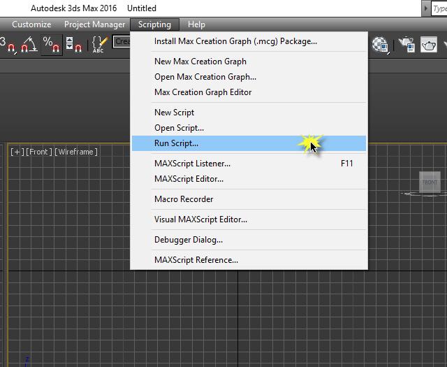 Cách Copy Paste trong 3Ds Max