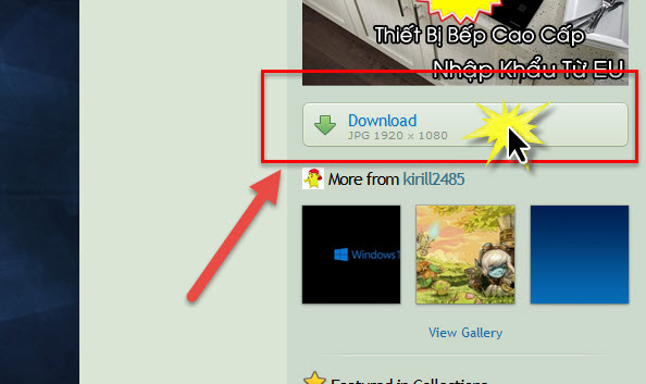 Download hình nền Windows 10 tại DeviantArt.com