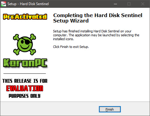 Hard disk sentinel pro kiểm tra sức khỏe ổ cứng - SSD