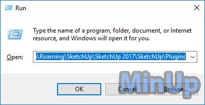 Cài plugin cho SketchUp 2017 2016 2015 2014