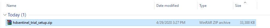 Cài đặt Hard Disk Sential Pro